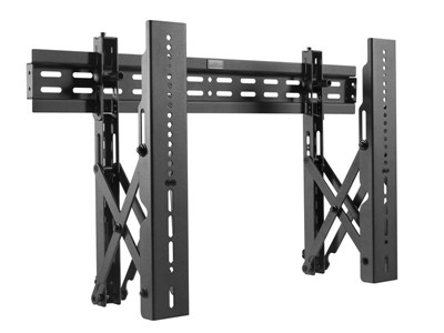 M Public Video Wall Mount Push 40-70