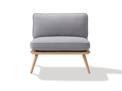 Fredericia Furniture Spine Loungestol