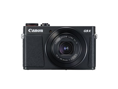 "Canon PowerShot G9 X Mark II 1"" Kompakt kamera 20,1 MP CMOS 5472 x 3648 pixel Sort"