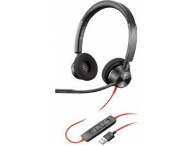 Poly Blackwire BW3320-M USB-A - Stereo