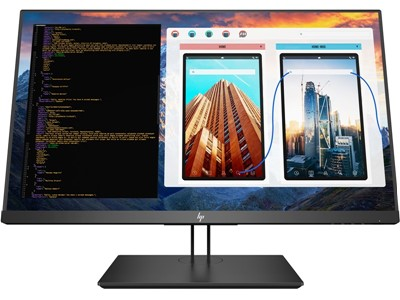 "HP Z27 LED display 68,6 cm (27"") 3840 x 2160 pixel 4K Ultra HD Flad Sort"