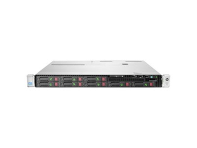 Hewlett Packard Enterprise ProLiant 360p Gen8 Special server Intel® Xeon® E5 Family 2 GHz 8 GB DDR3-SDRAM Stativ (1U) 460 W