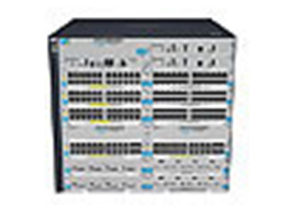 Hewlett Packard Enterprise Voltaire InfiniBand 4X QDR 36P Managed Switch kabelforbundet router