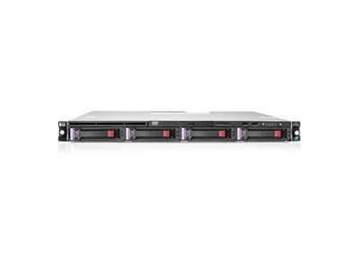 Hewlett Packard Enterprise ProLiant DL160 G6 server Intel® Xeon® 5000 Sequence 2,13 GHz 4 GB DDR3-SDRAM Stativ (1U) 500 W