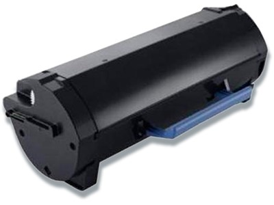 Toner, M11XH B2360D, Black-sort, 8.5000 sider, Dell 593-11167