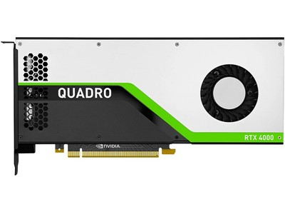 HP NVIDIA Quadro RTX 4000 8GB 3 DP+USB-C