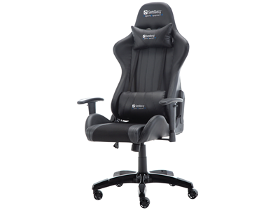 Sandberg Commander Gaming Chair Black