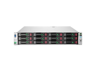 Hewlett Packard Enterprise ProLiant 385p Gen8 6212 1P 16GB-R P420i/512 Hot Plug 12 LFF 750W PS server AMD Opteron 8 GB DDR3-SDRAM Stativ (2U)