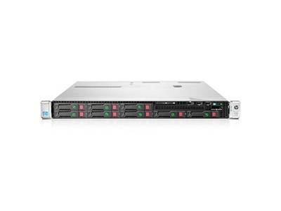 Hewlett Packard Enterprise ProLiant DL360p Gen8 server Intel® Xeon® E5 Family 2 GHz 32 GB DDR3-SDRAM Stativ (1U) 460 W
