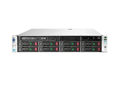 Hewlett Packard Enterprise ProLiant DL380p Gen8 server Intel® Xeon® E5 Family 2,4 GHz 32 GB DDR3-SDRAM Stativ (2U) 750 W