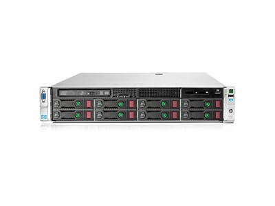 Hewlett Packard Enterprise ProLiant 380p Gen8 server Intel® Xeon® E5 Family 2 GHz 8 GB DDR3-SDRAM Stativ (2U) 460 W