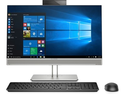 "HP EliteOne 800 G5 60,5 cm (23.8"") 1920 x 1080 pixel Berøringsskærm 9th gen Intel® Core™ i5 8 GB DDR4-SDRAM 256 GB SSD Windows 10 Pro Wi-Fi 6 (802.11ax) All-in-One PC"