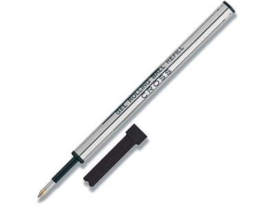 Cross rollerpen 8523 refill, sort