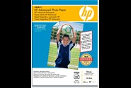 Fotopapir, 13x18 cm, 250 g, 25 ark, HP Advanced Glossy
