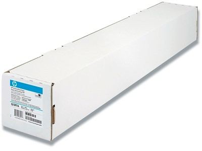 Plotterpapir, 80 g/m², 914mm, 45.7m, HP Bond universal