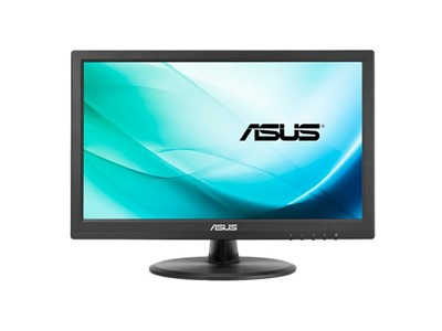 "ASUS VT168N point touch monitor touch screen skærm 39,6 cm (15.6"") 1366 x 768 pixel Sort Multi-touch"
