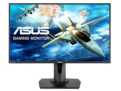 "ASUS VG278Q 27"" Full HD TN Mat Sort PC fladskærm"