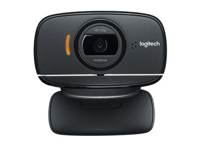 Logitech C525 webcam 8 MP 1280 x 720 pixel USB 2.0 Sort