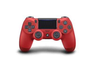 Sony DualShock 4 Gamepad PlayStation 4 Analog/digital Bluetooth/USB Rød