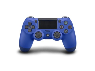 Sony Dualshock 4 Blå Bluetooth Gamepad Analog/digital PlayStation 4