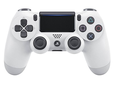 Sony DualShock 4 Hvid Bluetooth Gamepad Analog/digital PlayStation 4
