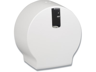 Dispenser KS t/Jumbo Mini toiletrl. hvid