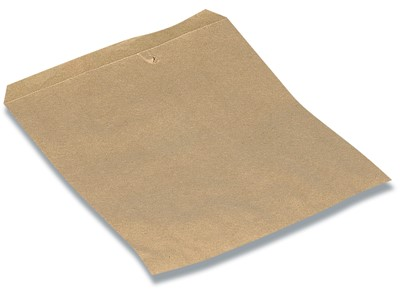 Bagerpose Brun 1/2 kg 215x170 mm