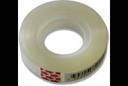 Tape, 12 mmx33 m, 1 rulle, Transparent, BNT Office