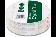Tape, 19 mmx33 m, 1 rulle, Transparent, BNT Office