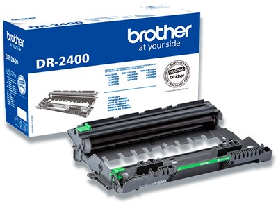 Tromle, Black-sort, 12.000 sider, Brother, Brother DR-2400
