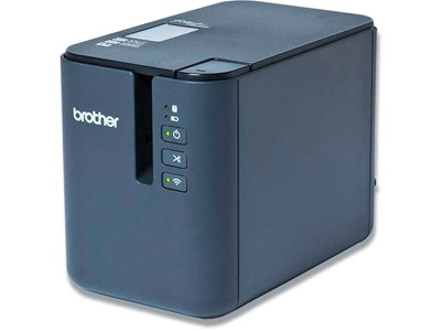Labelprinter, Skrivebord, Til PC, Mac, smartphone, tablet, TZe-tape 3.5-36 mm - HG-tape, Brother P-Touch PT-P900W