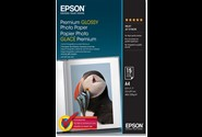Epson Premium Glossy Photo Paper A4, 255 g/m2 (15 pages) fotopapir