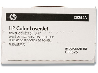 Printer tilbehør, Toner Collection Unit, CP3525 CE254A, 36.000 sider, HP