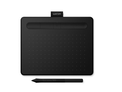 Wacom Intuos S Bluetooth tegneplade Sort 2540 lpi 152 x 95 mm USB/Bluetooth