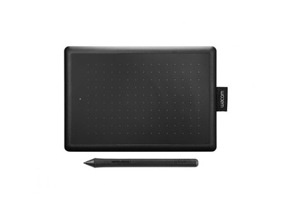 Wacom One by Small tegneplade Sort 2540 lpi 152 x 95 mm USB