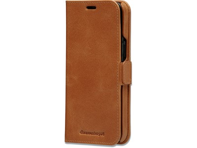 Cover, iPhone 12/iPhone 12 Pro 6.1'', Wallet, Tan, dbramante1928 Lynge