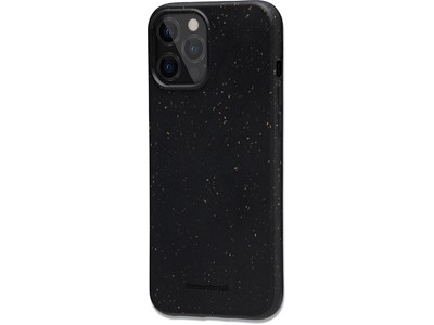 Cover, iPhone 12/iPhone 12 Pro 6.1'', Case, Sort, dbramante1928 Grenen ECO
