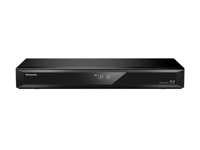 Panasonic DMR-BST760 Blu-ray optager 3D Sort