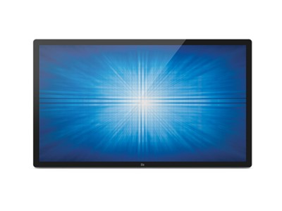 "Elo Touch Solution 5502L 138,7 cm (54.6"") LED Fuld HD Digital signage flat panel Sort"