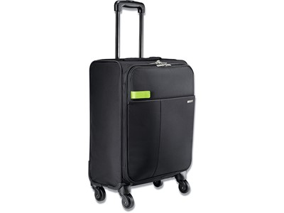 Trolley, 14 lommer, 15.6'' Laptops Notebooks, Sort, Leitz Complete Smart Traveller