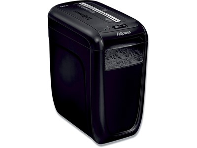 Makuleringsmaskine, Kryds, 10 ark, P4, Fellowes Powershred 60Cs