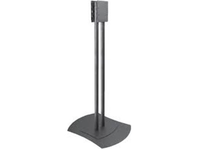 "Peerless FPZ-600 60"" Bærbar Sort tv-stander"