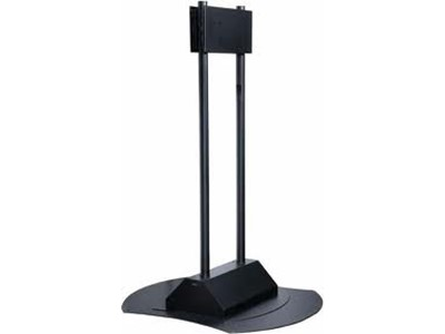 "Peerless FPZ-670 71"" Bærbar Sort tv-stander"