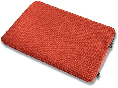 "Hue Laptop Cover 15,6"", 80% Recycled Polyester/20% Polyester, Rust, 41x27,5 cm"