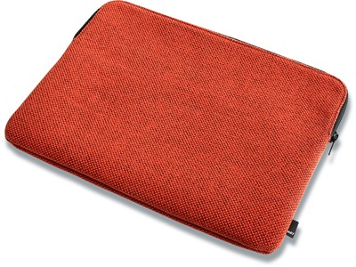 "Hue Laptop Cover 13,3"", 80% Recycled Polyester/20% Polyester, Rust"