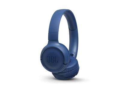 JBL Tune 500BT telefon headsæt Binaural Headset Blå