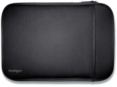 Sleeve, 14'' Laptops Notebooks, Neoprene, Sort, Kensington