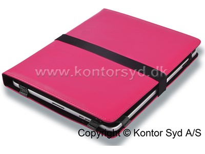 Cover, iPad, Pink, Med notesblok, Mayland
