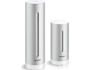 Smart Home Vejr station Netatmo