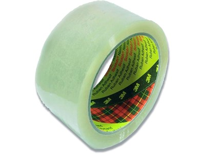 Tape - emballage, 48 mmx66 m, 1 rulle, Transparent, Scotch 309